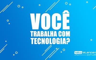 Você trabalha com tecnologia?